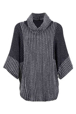 Oversized Chunky Knit - Izabel London
