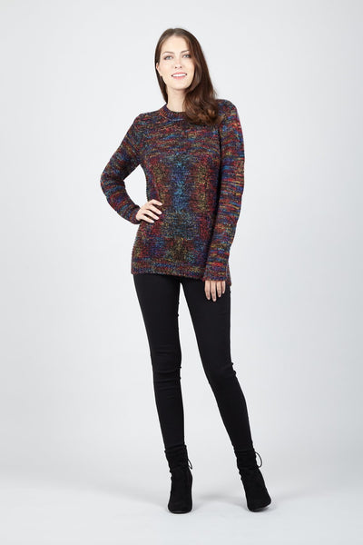 Chunky Knit Jumper - Izabel London