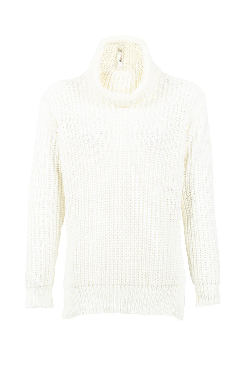| Cable Knit Jumper | Izabel London