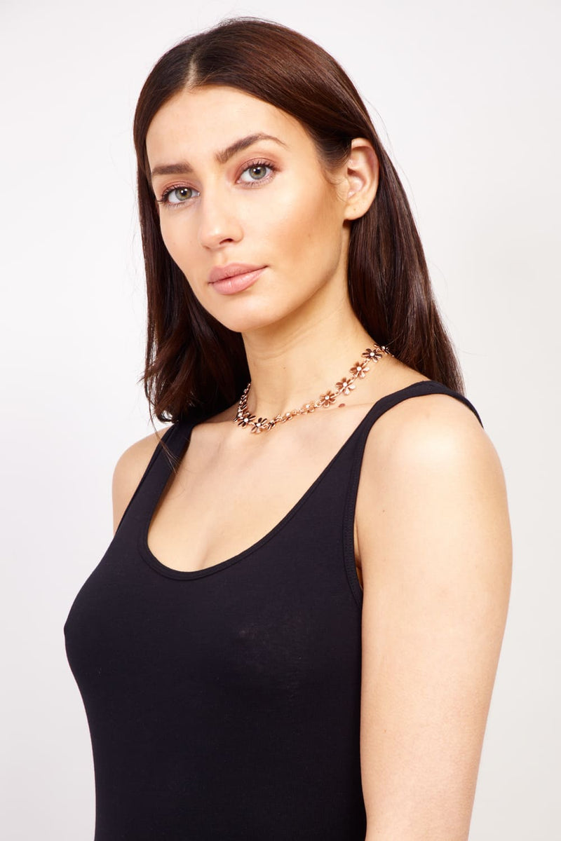 Daisy Chain Choker - Izabel London