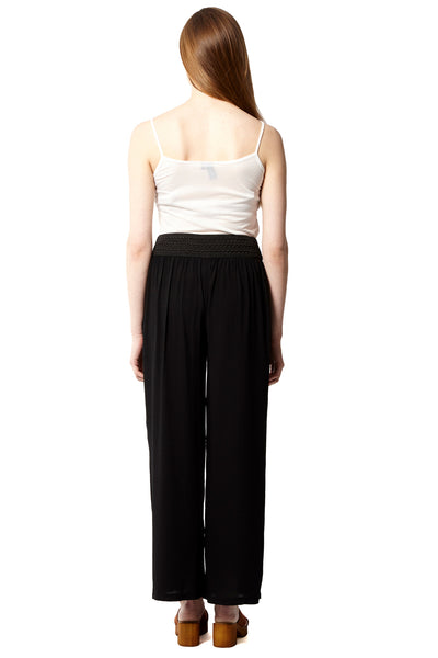 Cropped Trousers - Izabel London