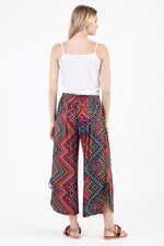 Tribal Cropped Trousers