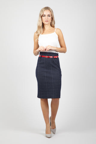 Sunflower Shade Layer Skirt