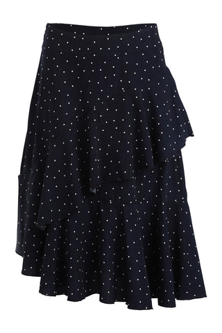Polka Dot Salsa Skirt