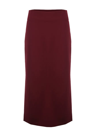 Keyhole Neck Shift Dress