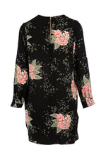 Floral Print Tunic - Izabel London