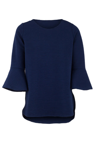 Cold Shoulder Knit Jumper