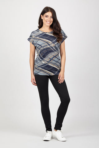 Tencel Shell Top