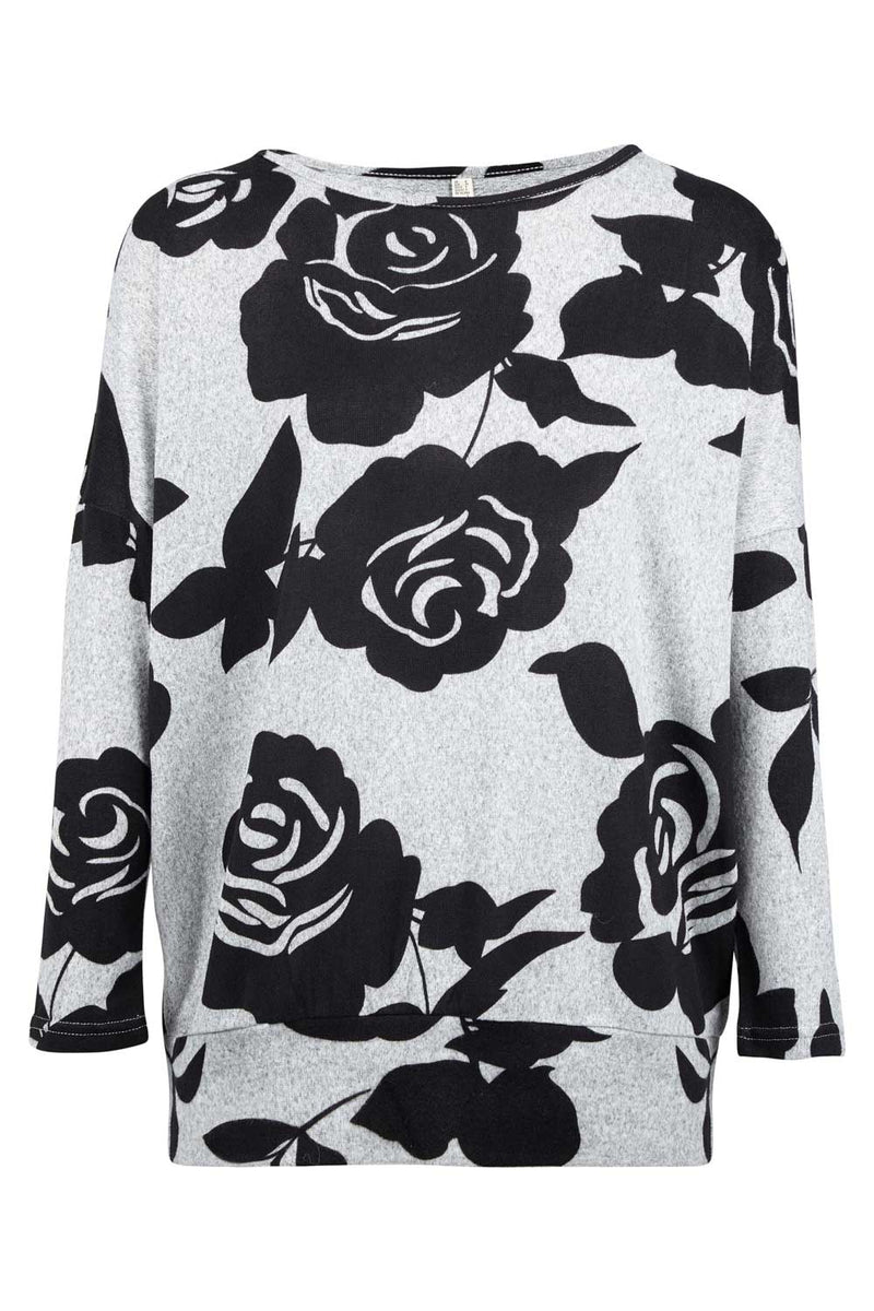 Floral Jumper - Izabel London