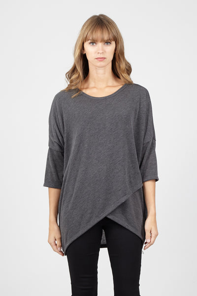 Batwing Jumper - Izabel London