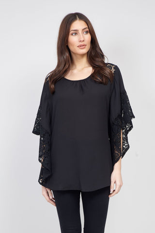 Button Front Casual Top