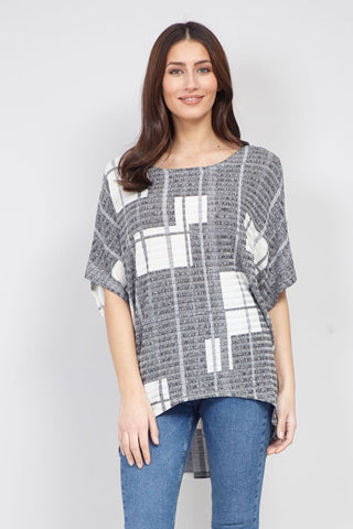 Layered Tunic Top