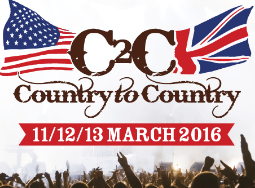 Country to Country Music Festival - The O2 Arena, London