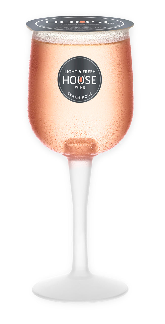 Enjoy Life By The Glass House Rosé - Syrah Rosé