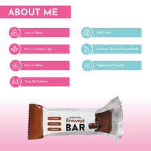 Load image into Gallery viewer, Cute Chocolate Brownie Protein Bars