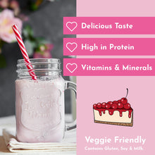Load image into Gallery viewer, Cherry Cheesecake Meal Replacement Shake