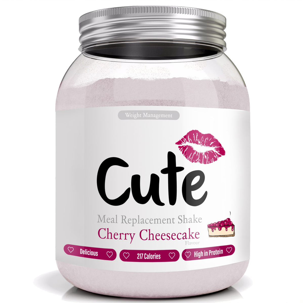 Cherry Cheesecake Meal Replacement Shake
