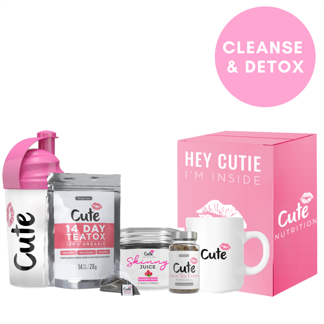 Cleanse & Detox Bundle