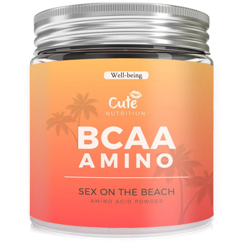 BCAA Amino Workout Booster Peach