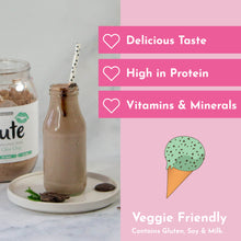 Load image into Gallery viewer, Mint Choc Chip Meal Replacement Shake