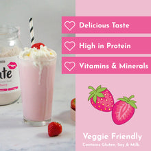 Load image into Gallery viewer, Strawberry Meal Replacement Shake