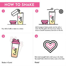 Load image into Gallery viewer, Lemon Ice Cream Meal Replacement Shake