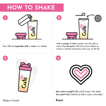 Load image into Gallery viewer, Vegan Meal Replacement Shake Chocolate