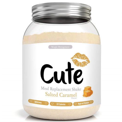 Salted Caramel Meal Replacement Shake