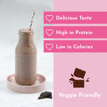 Load image into Gallery viewer, Chocolate Whey Protein Shake