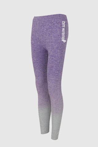 Seamless Grey Marl Leggings