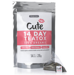 Slimming Team By Cute Nutrition - Your Teatox Plan!