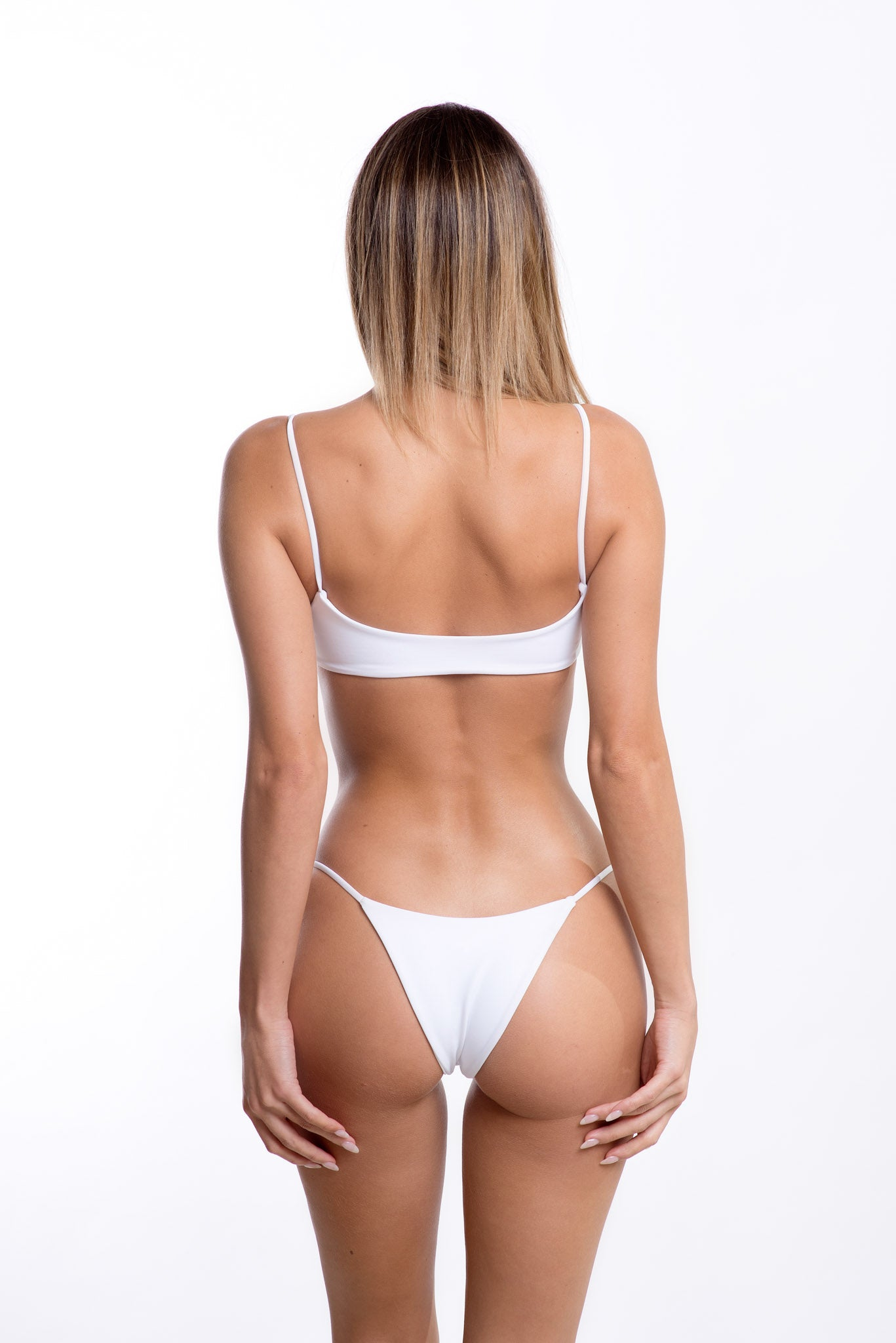 Lara Top White