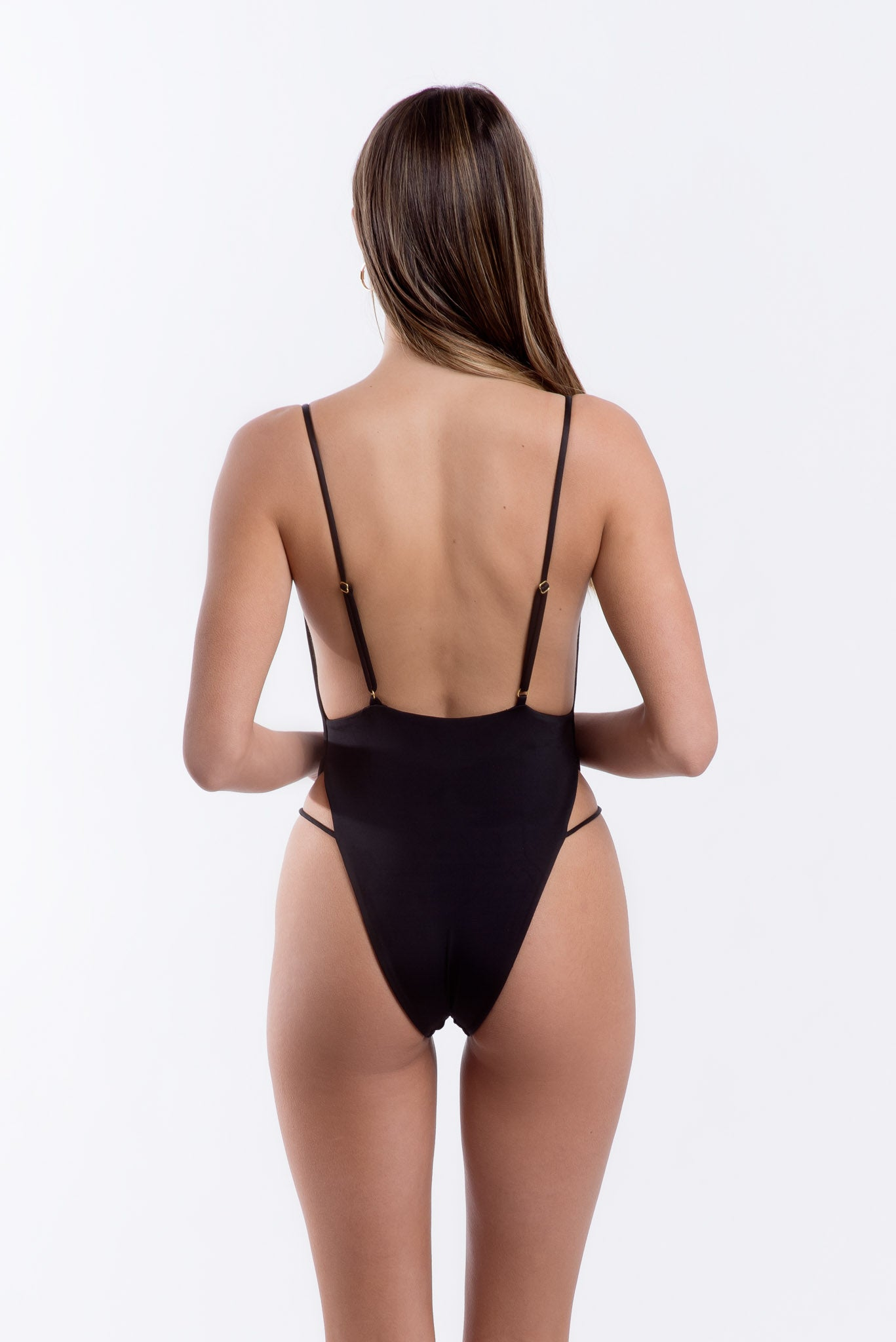 Jordyn One Piece Black