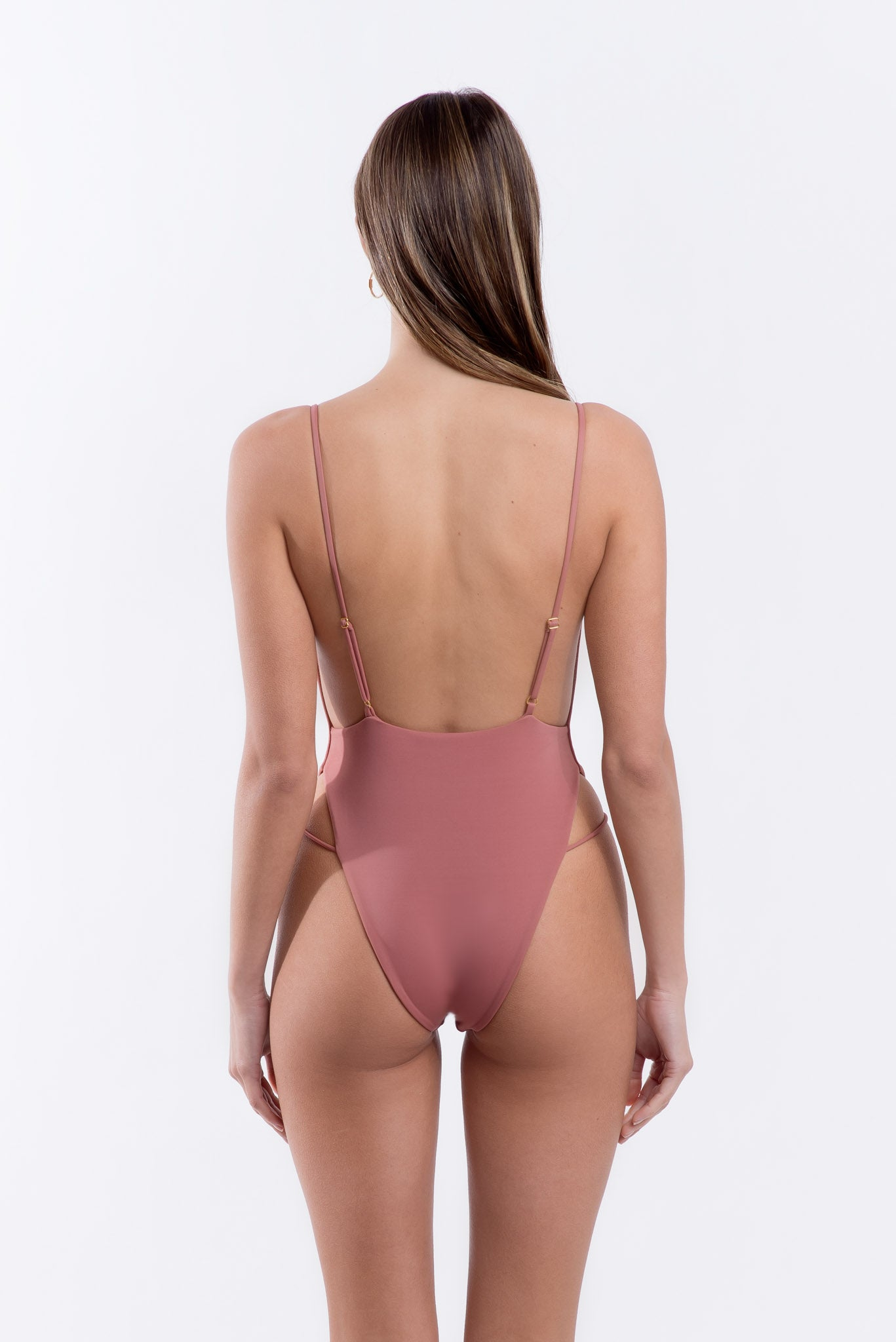 Jordyn One Piece Taupe
