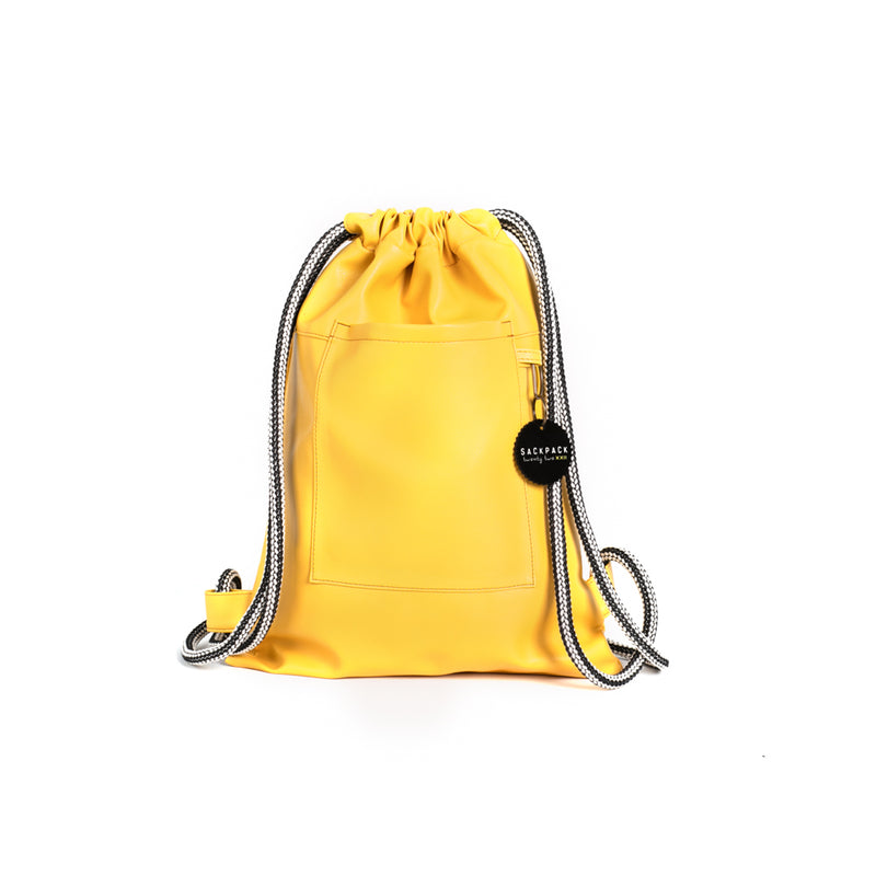 Sackpack Yellow