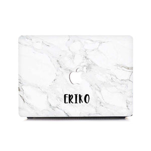 Custom MacBook Case - Alabastrine Marble (Preorder for Oct 14, 2018) - Slick Case
