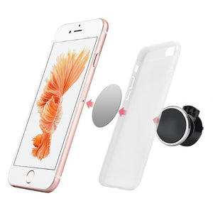 Car Magnetic Phone Mount for iPhone - Slick Case