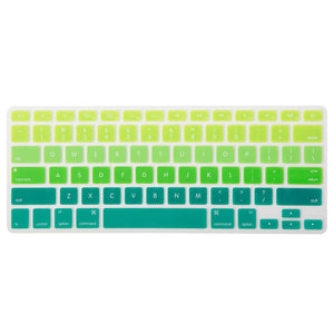 Macbook Keypad Macbook Air 11' [A1370/A1465] / Green Colour Gradient MacBook Keypad - Green