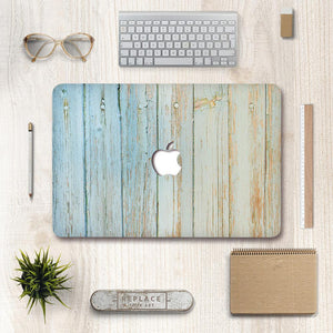 Macbook Decal [A1370/A1465] MacBook Air 11' MacBook Decal - Blue Tiles