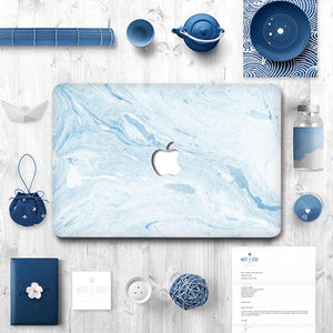 Macbook Decal [A1370/A1465] MacBook Air 11' MacBook Decal - Pastel Blue