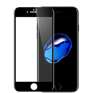 3D Soft Edge Full Coverage Tempered Glass Screen Protector - Slick Case