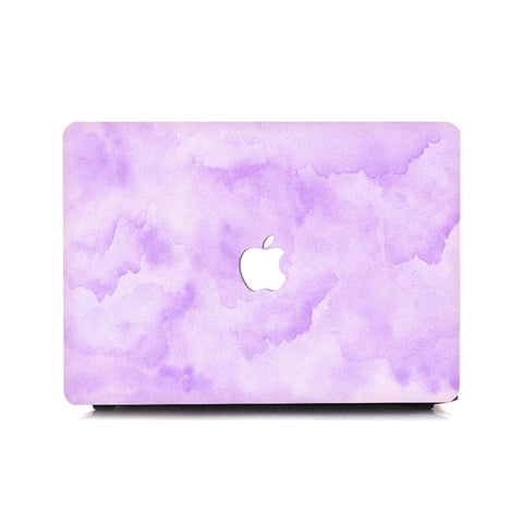 Macbook Case - Purple Dispersion
