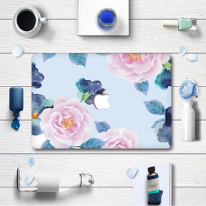 Macbook Decal [A1370/A1465] MacBook Air 11' MacBook Decal - Floral Paradise