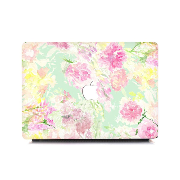 Macbook Case - Camellia
