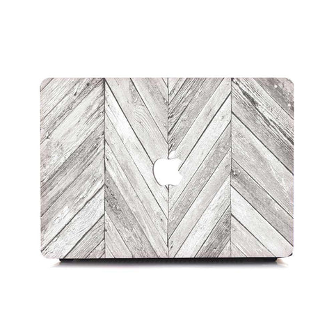 Macbook Case - Zigzag Tiles