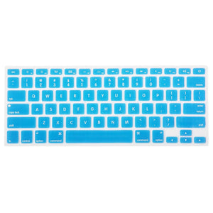 Multi-Color Macbook Keypads - Sky Blue - Slick Case