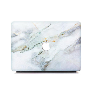 Macbook Case [A1370/A1465] MacBook Air 11' MacBook Case - Lacteous Marble