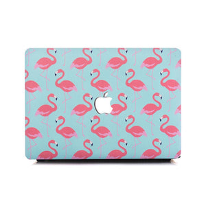 Macbook Case [A1370/A1465] MacBook Air 11' MacBook Case - Flamingos