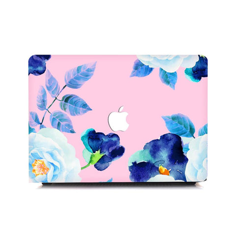 Macbook Case - Pink Floral