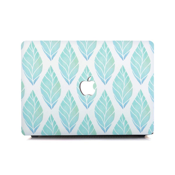 MacBook Case - Leafy